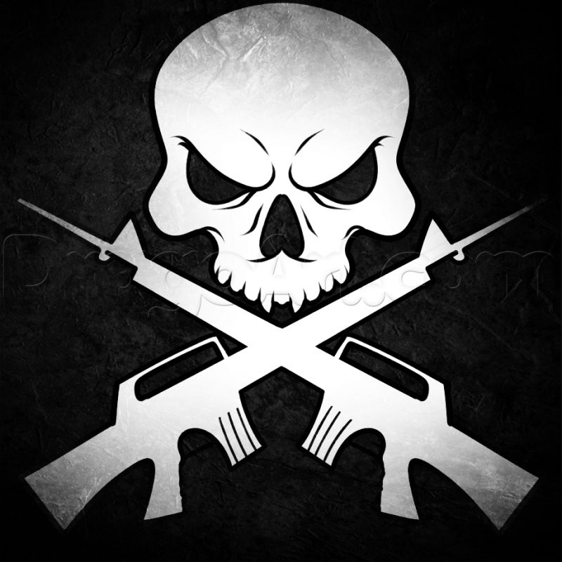 10 New Cool Skull And Guns FULL HD 1920×1080 For PC Background 2020 free download how to draw skull and guns stepstep skulls pop culture 800x800