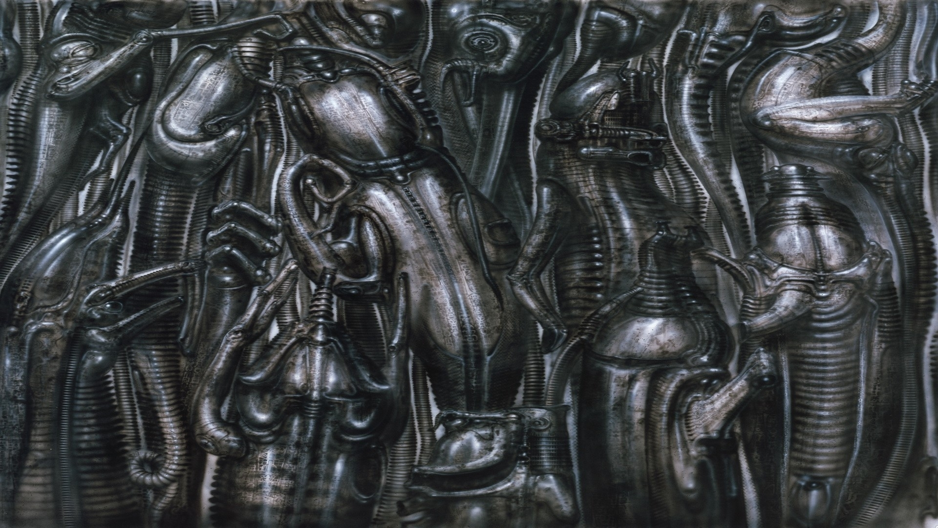 10 Best Hr Giger Wallpaper 1920X1080 FULL HD 1080p For PC Desktop