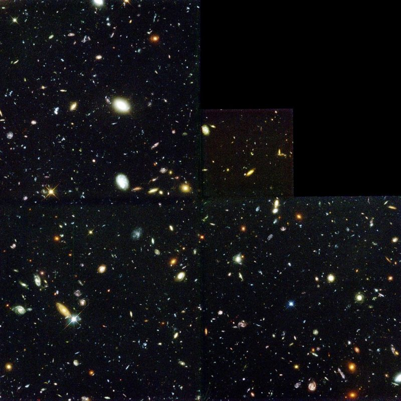 10 Most Popular Hubble Deep Field Background FULL HD 1080p For PC Desktop 2018 free download hubble deep field wikipedia 800x800