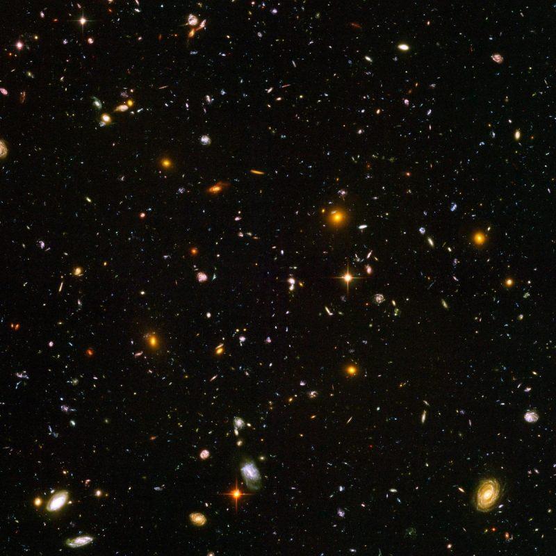10 Most Popular Hubble Deep Field Image Wallpaper FULL HD 1080p For PC Background 2018 free download hubble ultra deep field esa hubble 2 800x800