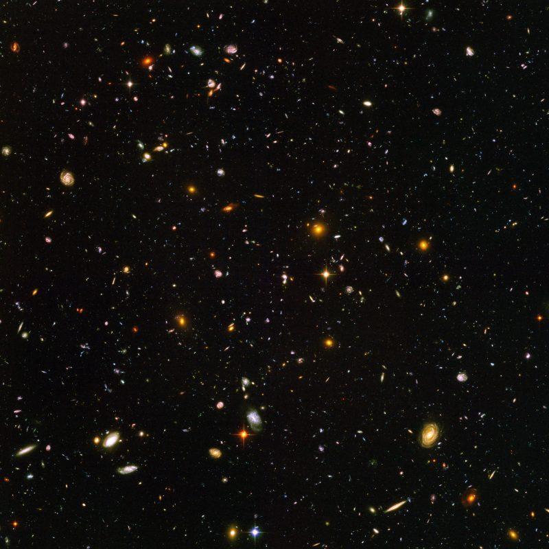 10 Most Popular Hubble Ultra Deep Field Wallpaper 1600X900 FULL HD 1080p For PC Desktop 2018 free download hubble ultra deep field esa hubble 3 800x800