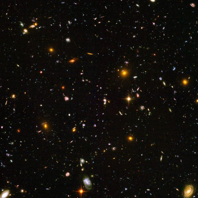 10 Top Hubble Ultra Deep Field Wallpaper FULL HD 1920×1080 For PC Background 2018 free download hubble ultra deep field esa hubble 5 800x800