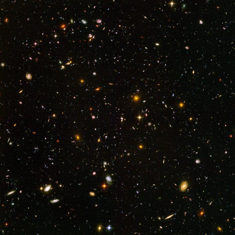 10 Top Hubble Ultra Deep Field Wallpaper FULL HD 1920×1080 For PC Background 2018 free download hubble ultra deep field esa hubble 6 800x800