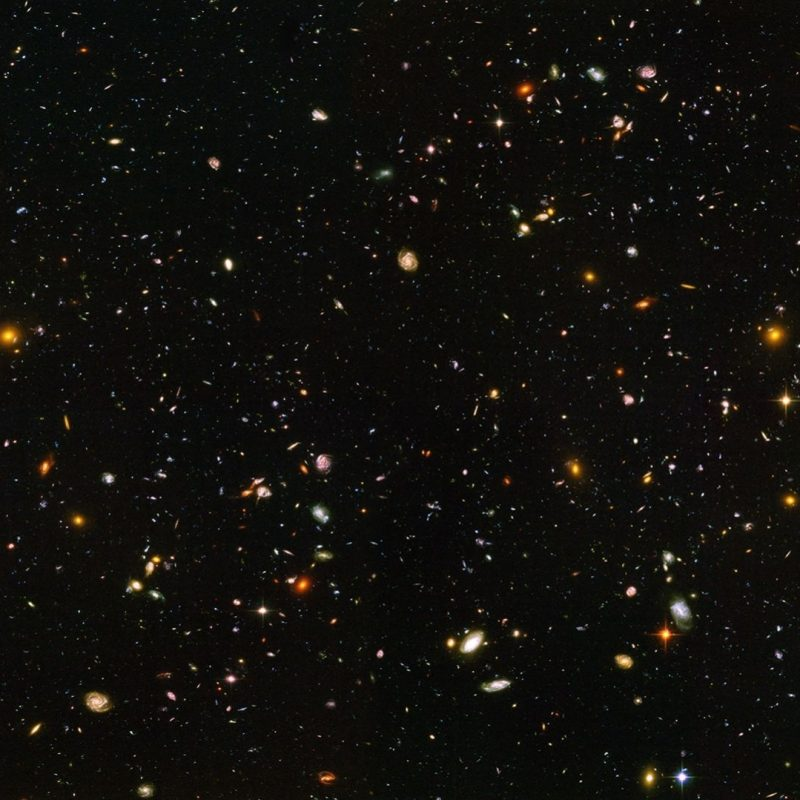 10 Most Popular Hubble Deep Field Image Wallpaper FULL HD 1080p For PC Background 2020 free download hubble ultra deep field wallpapers group 73 2 800x800