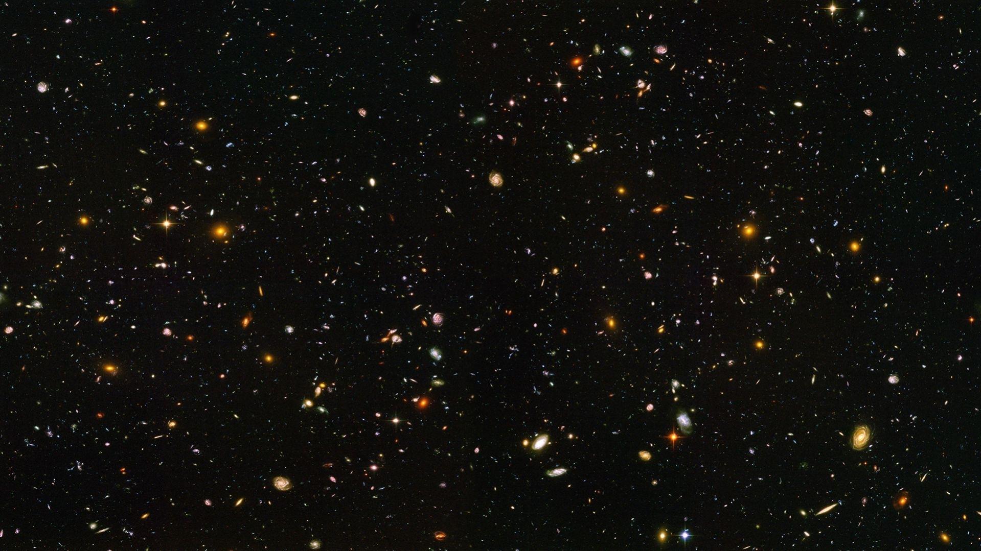 hubble ultra deep field wallpapers group (73+)