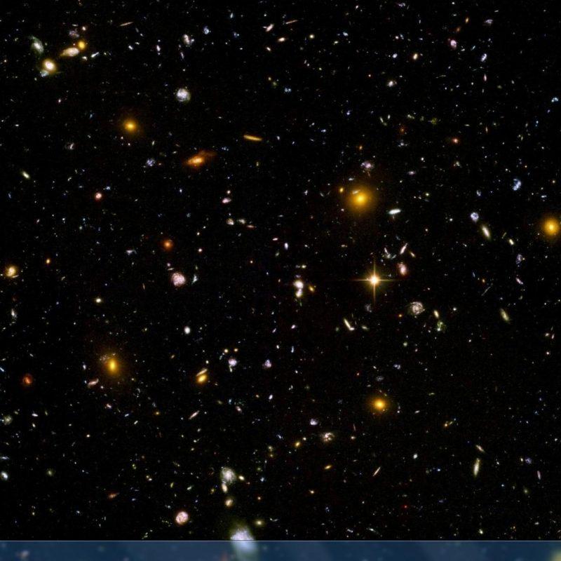 10 Most Popular Hubble Ultra Deep Field Wallpaper 1600X900 FULL HD 1080p For PC Desktop 2018 free download hubble ultra deep field wallpapers group 73 4 800x800