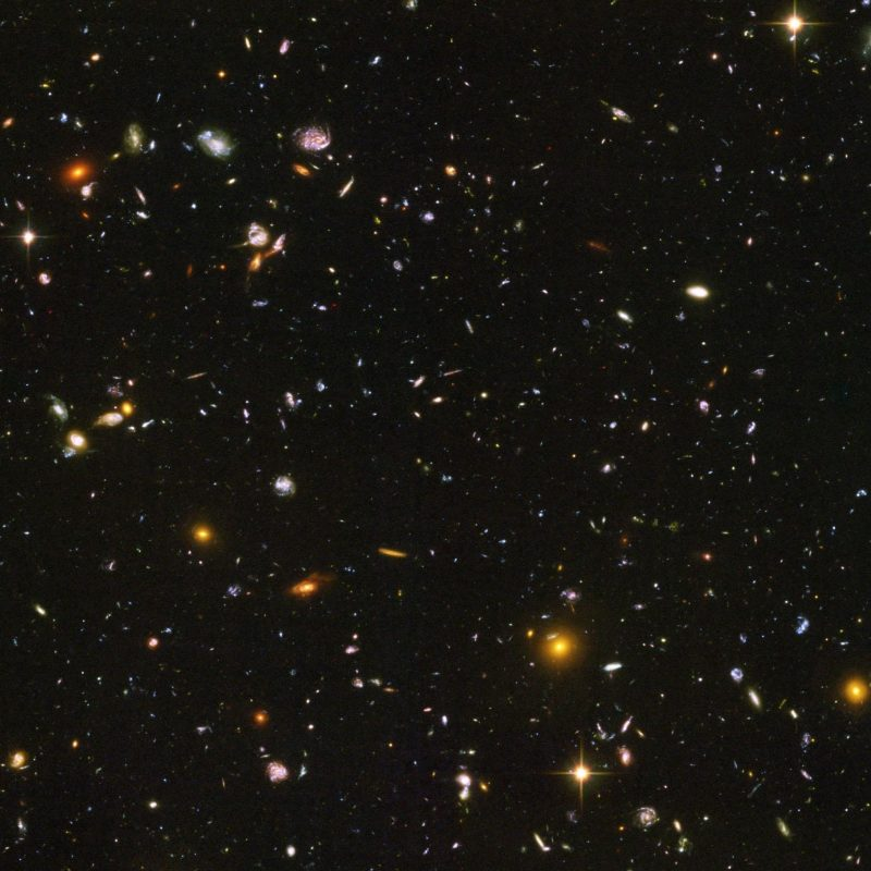 10 Most Popular Hubble Deep Field Image Wallpaper FULL HD 1080p For PC Background 2018 free download hubble ultra deep field wallpapers wallpaper cave 1 800x800