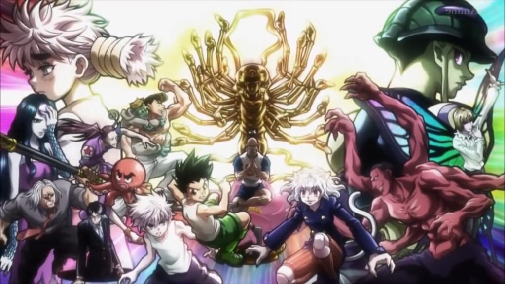 10 Best Hunter X Hunter Wallpaper FULL HD 1920×1080 For PC Desktop 2018 free download hunter x hunter full hd wallpaper and background image 1920x1080 1024x576
