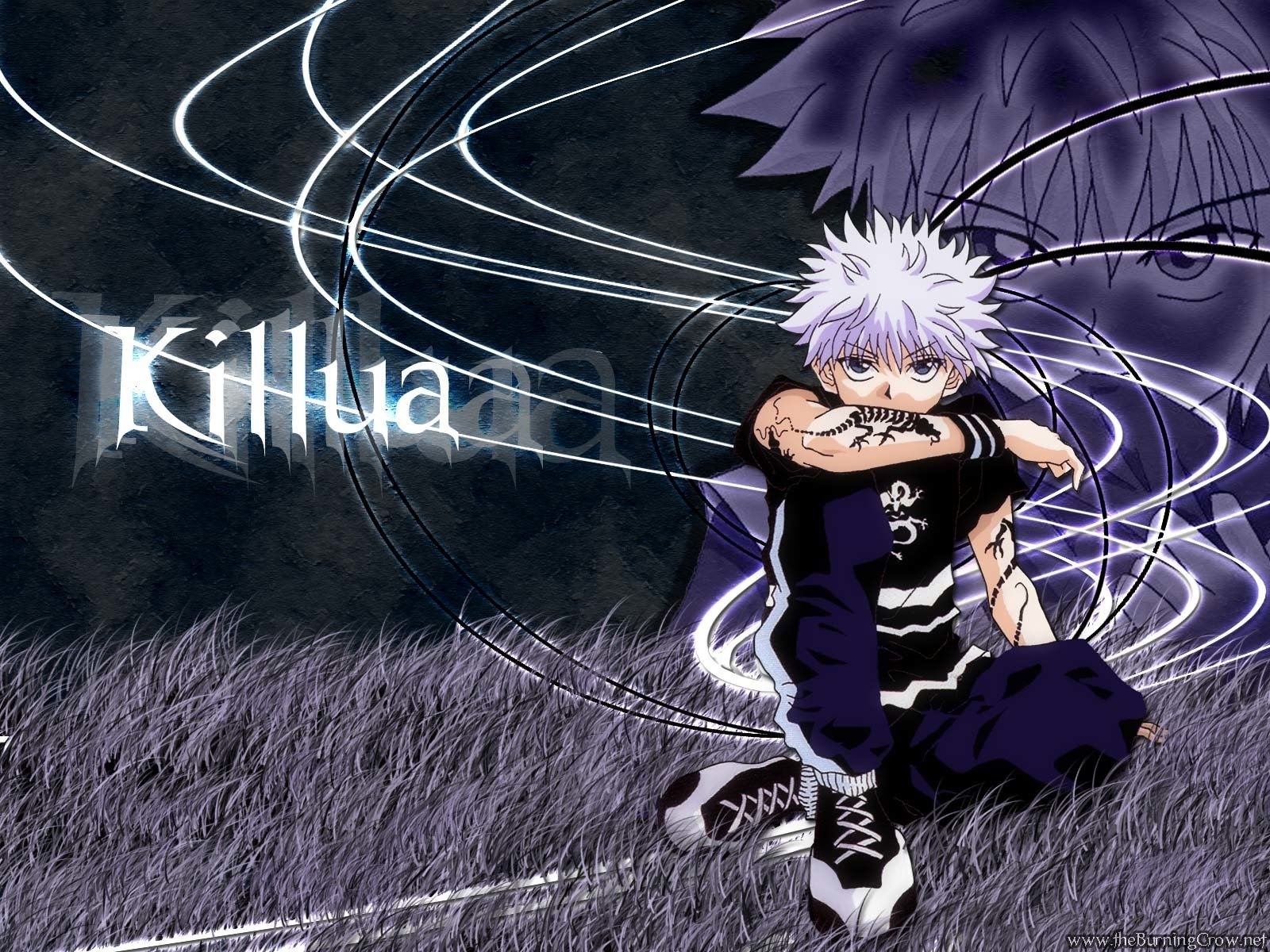hunter x hunter wallpaper and background image | 1600x1200 | id:231254