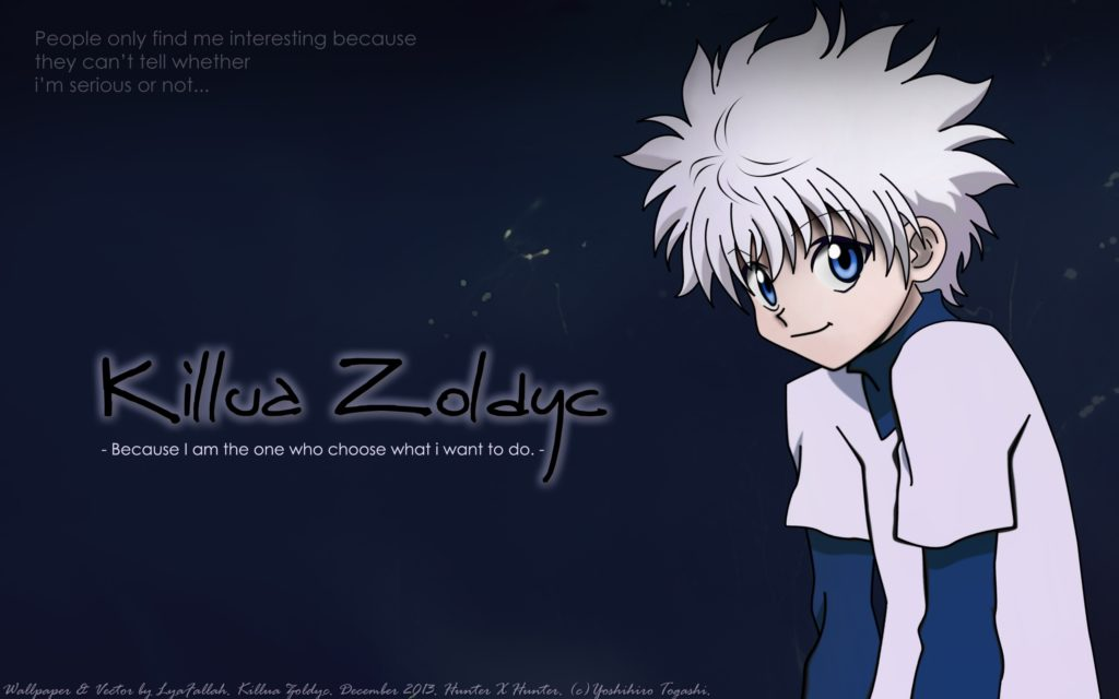 10 Top Killua Hunter X Hunter Wallpaper FULL HD 1920×1080 For PC Background 2018 free download hunter x hunter wallpaper and scan gallery minitokyo 1024x640