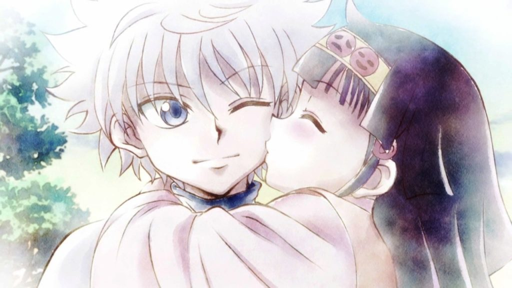 10 Top Killua Hunter X Hunter Wallpaper FULL HD 1920×1080 For PC Background 2018 free download hunter x hunter wallpaper zerochan anime image board 1024x576
