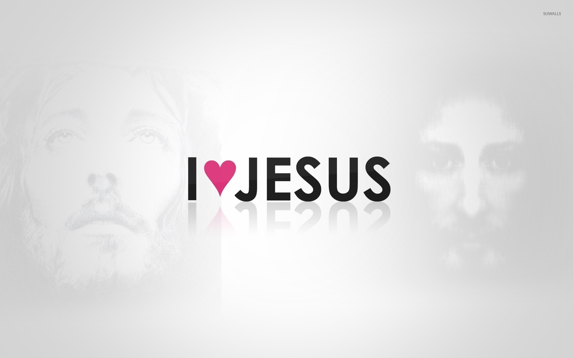 i love jesus wallpaper - religion wallpapers - #30519