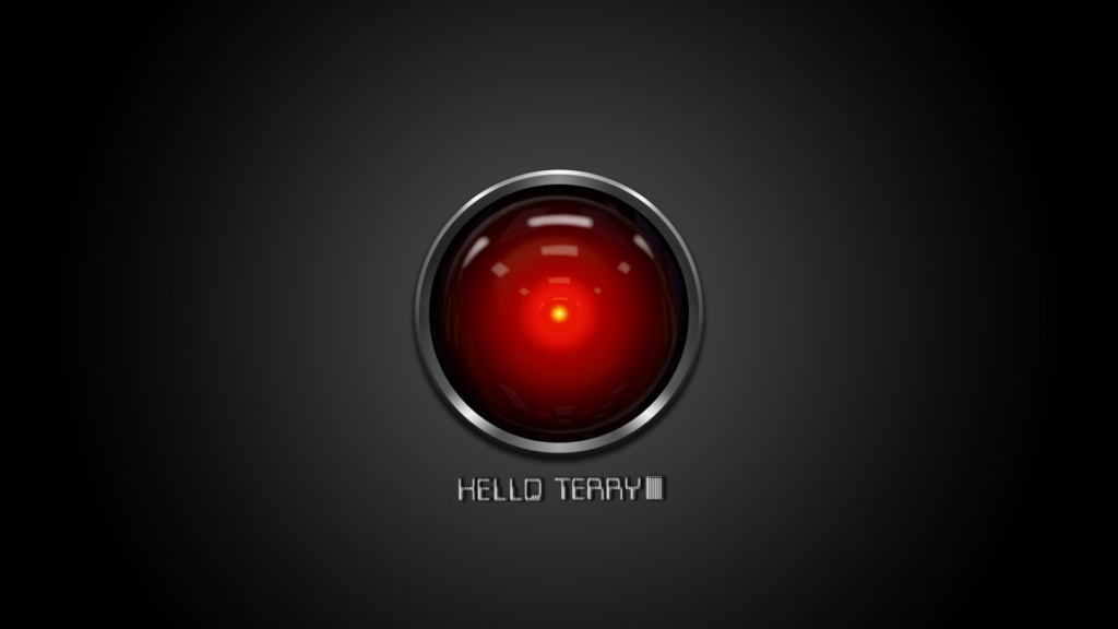 10 Best Hal 9000 Live Wallpaper FULL HD 1920×1080 For PC Background 2018 free download i love my own personal hal 9000 1920x1080 beautiful wallpaper 1024x576