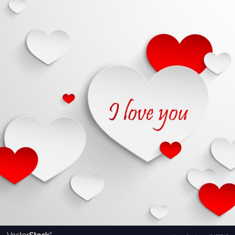 10 Latest I Love You Backgrounds FULL HD 1920×1080 For PC Background 2018 free download i love you abstract holiday background with paper vector image 800x800