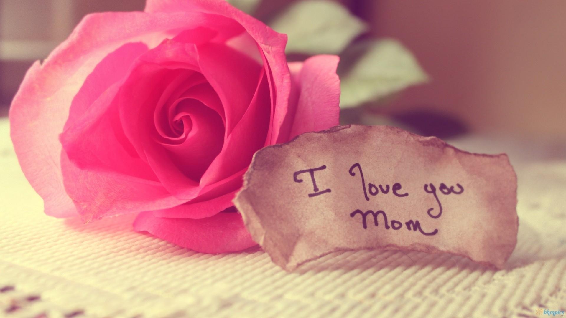 10 Latest I Love You Mom Wallpaper FULL HD 1080p For PC Desktop