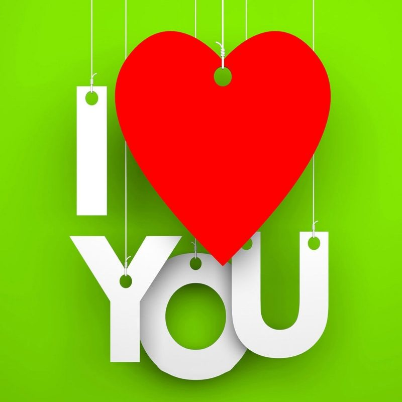 10 Latest I Love You Backgrounds FULL HD 1920×1080 For PC Background 2020 free download i love you wallpapers hd green background and hanging heart 800x800