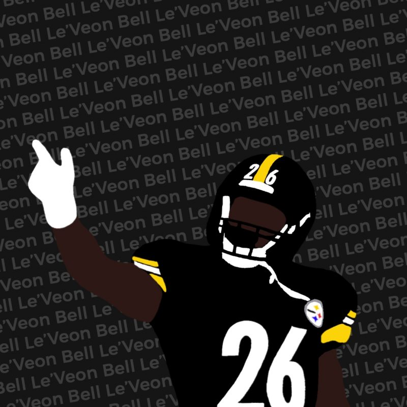 10 Most Popular Steelers Wallpapers For Iphone FULL HD 1920×1080 For PC Desktop 2018 free download i made another wallpaper this one with leveon bell steelers 800x800