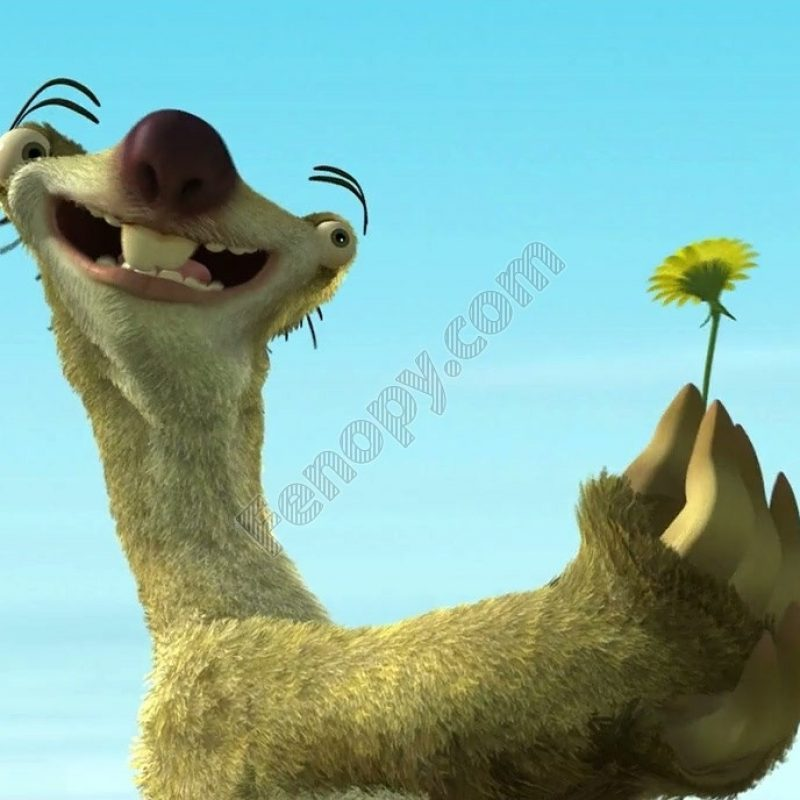 10 Most Popular Ice Age Sid Images FULL HD 1920×1080 For PC Desktop 2020 free download ice age sid oo a dandilion must be the last one in the season 800x800