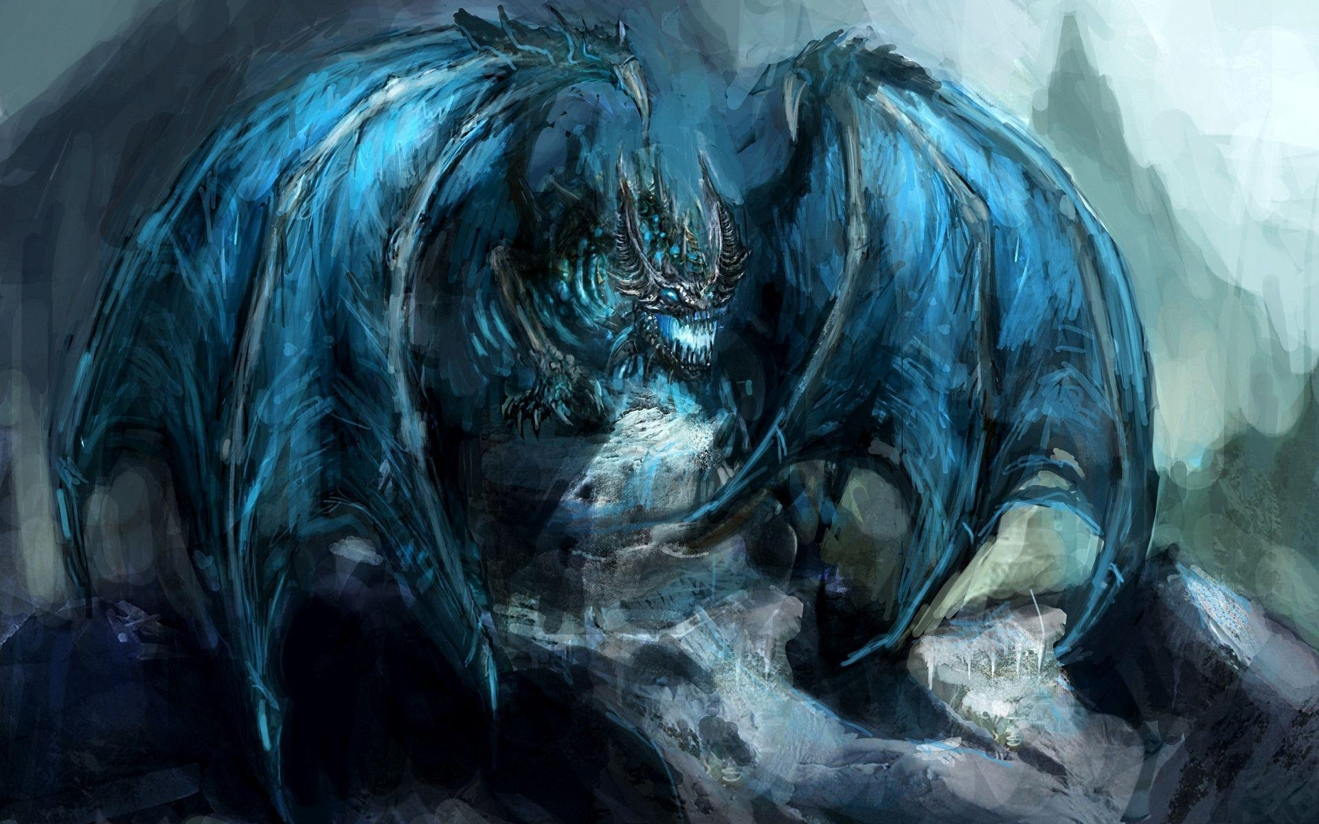 10 Best Ice Dragon Wallpaper 1920X1080 FULL HD 1080p For PC Desktop