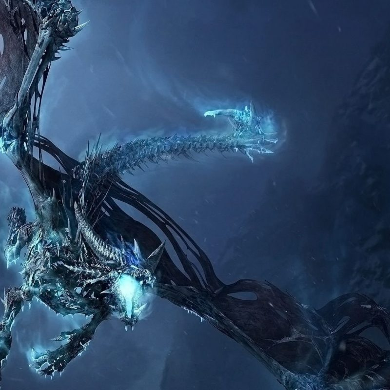 10 Best Ice Dragon Wallpaper 1920X1080 FULL HD 1080p For PC Desktop 2020 free download ice dragon world of warcraft walldevil 800x800