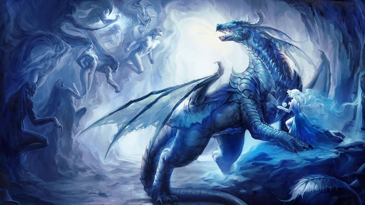 ice dragonsupanova89 on deviantart