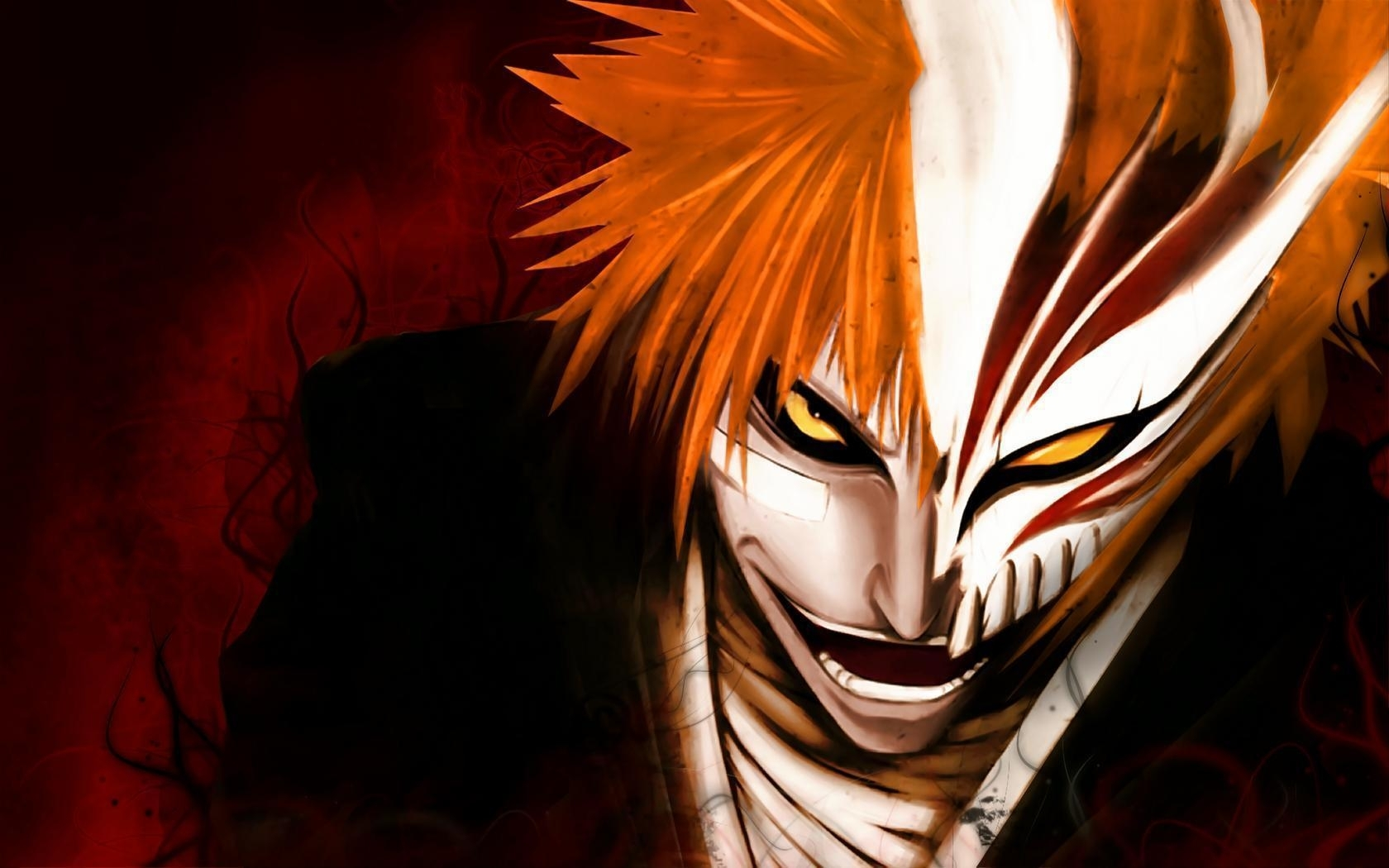 ichigo kurosaki hollow wallpapers - wallpaper cave