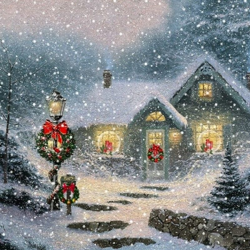 10 Most Popular Christmas Thomas Kinkade Wallpaper FULL HD 1920×1080 For PC Background 2018 free download image detail for thomas kinkade christmas wallpapers free thomas 800x800