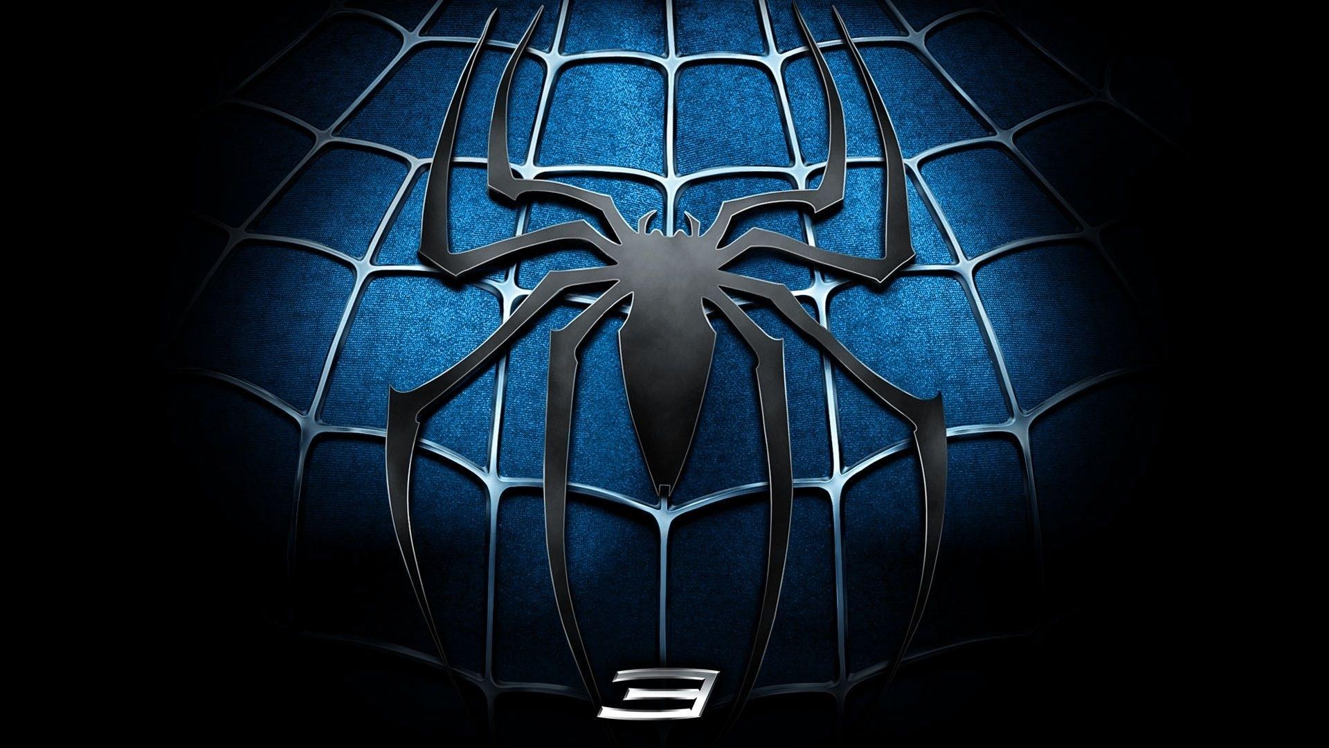 image for black spiderman logo wallpaper cool hd | cool | pinterest