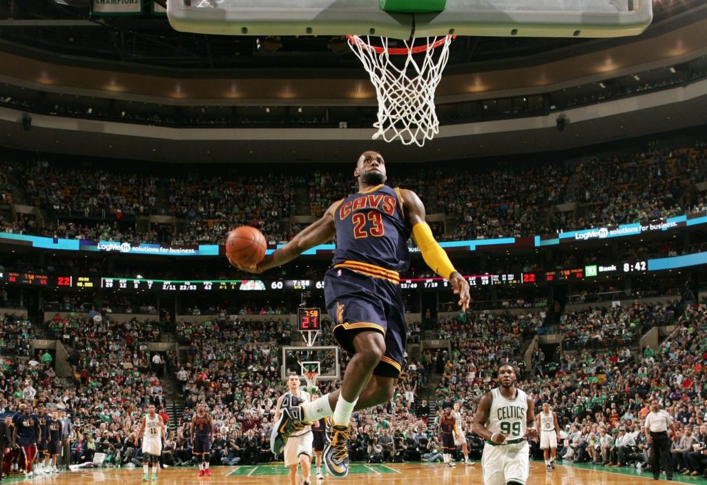 10 Most Popular Lebron James Dunk Wallpapers FULL HD 1080p For PC Background 2020 free download image for lebron james dunk wallpaper full hd i14ev basket d 1024x703