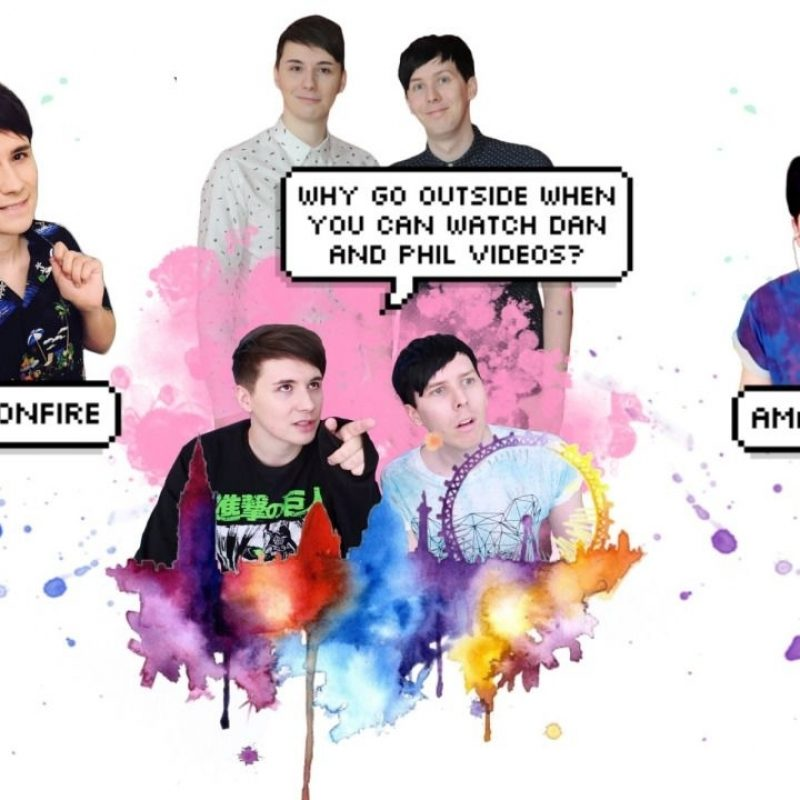10 New Dan And Phil Wallpaper FULL HD 1920×1080 For PC Desktop 2018 free download image result for dan and phil laptop wallpaper dan and phil 800x800