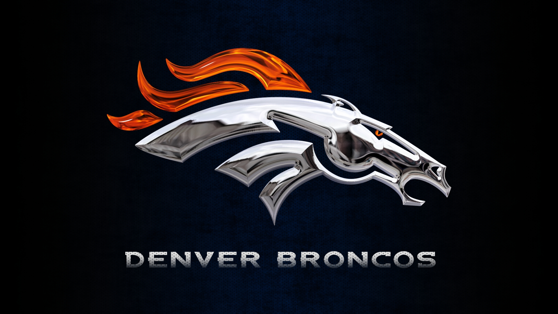 images denver broncos logo wallpaper - media file | pixelstalk
