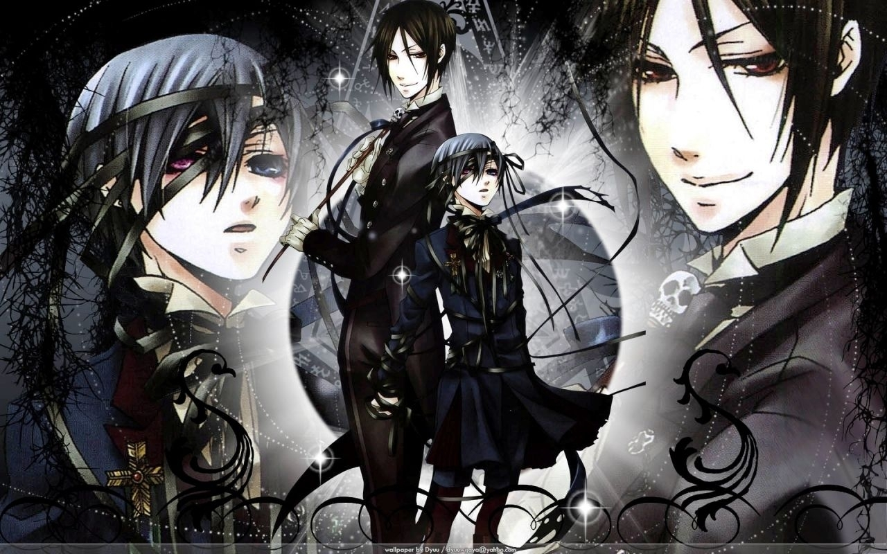 images for > black butler ciel x sebastian yaoi | black butler 黒