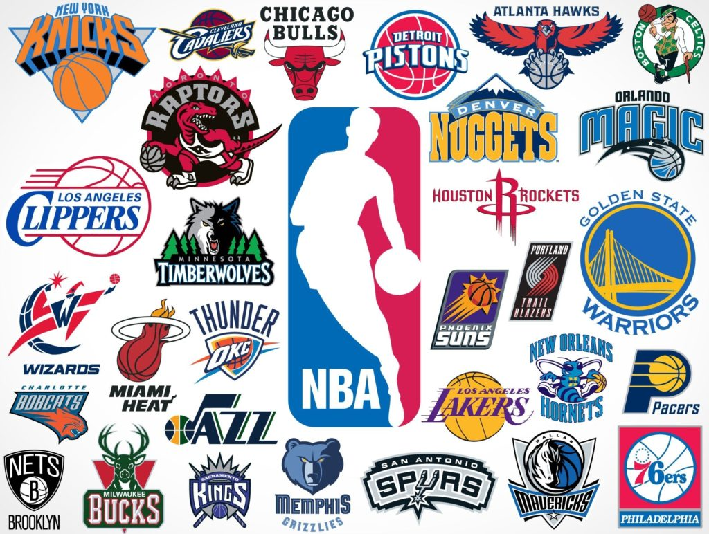 10 New Nba All Team Logos FULL HD 1920×1080 For PC Background 2018 free download images of all the nba teams nba vector logos teams 1024x772