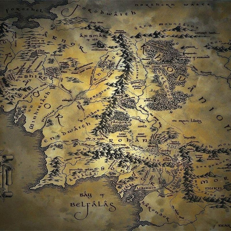 10 Most Popular Middle Earth Map Wallpaper FULL HD 1080p For PC Background 2020 free download images of earth map background spacehero 800x800