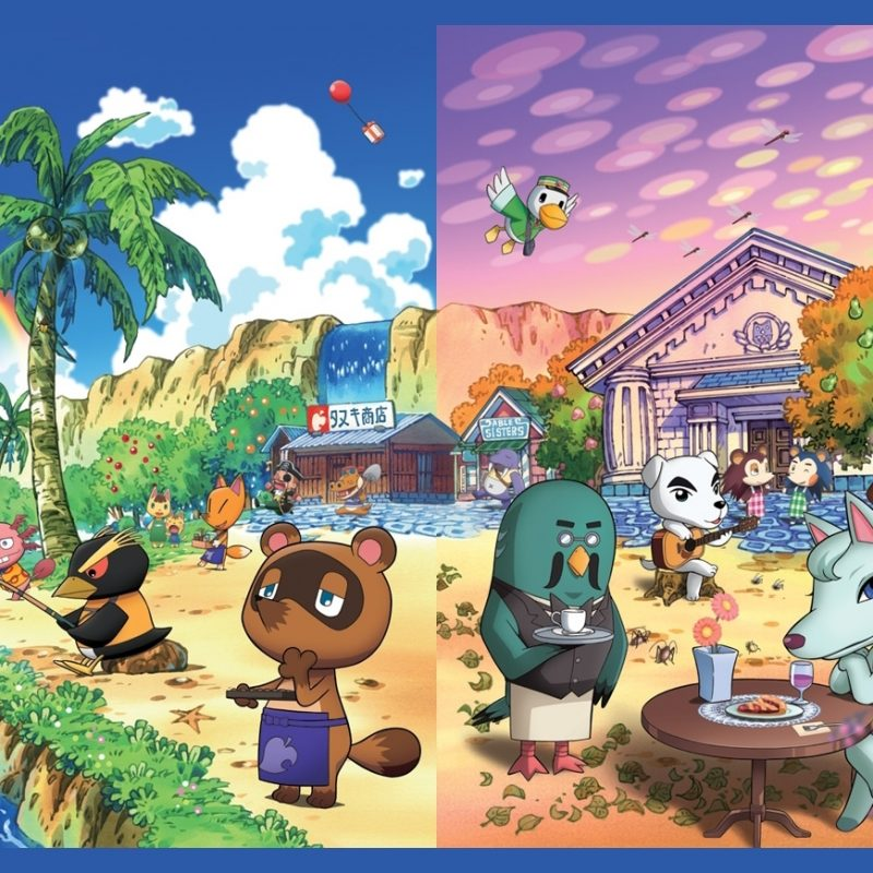 10 Most Popular Animal Crossing Desktop Wallpaper FULL HD 1920×1080 For PC Background 2018 free download in gallery animal crossing wallpapers 38 animal crossing hd 800x800