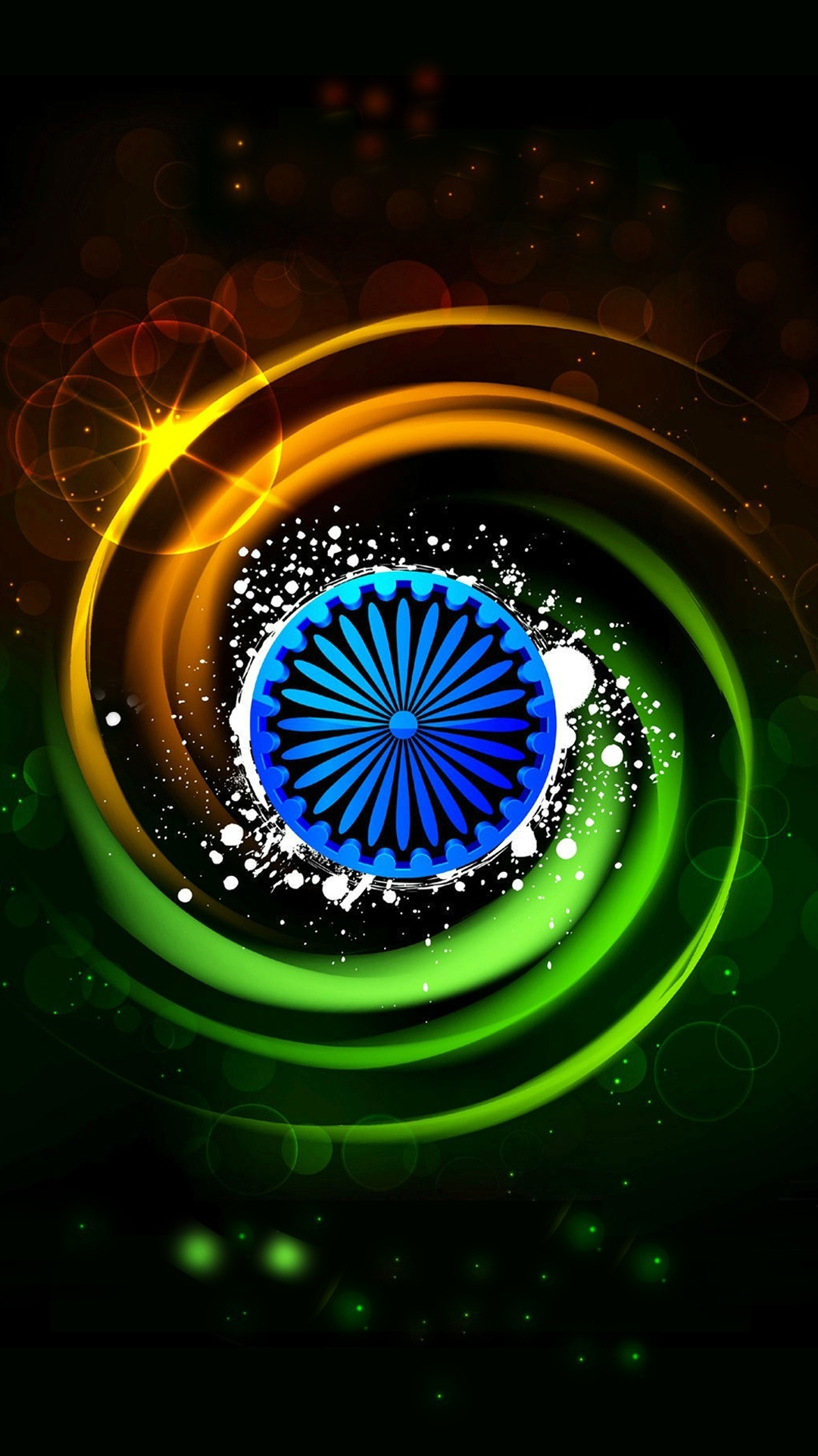 india flag for mobile phone wallpaper 08 of 17 – tiranga in 3d | hd
