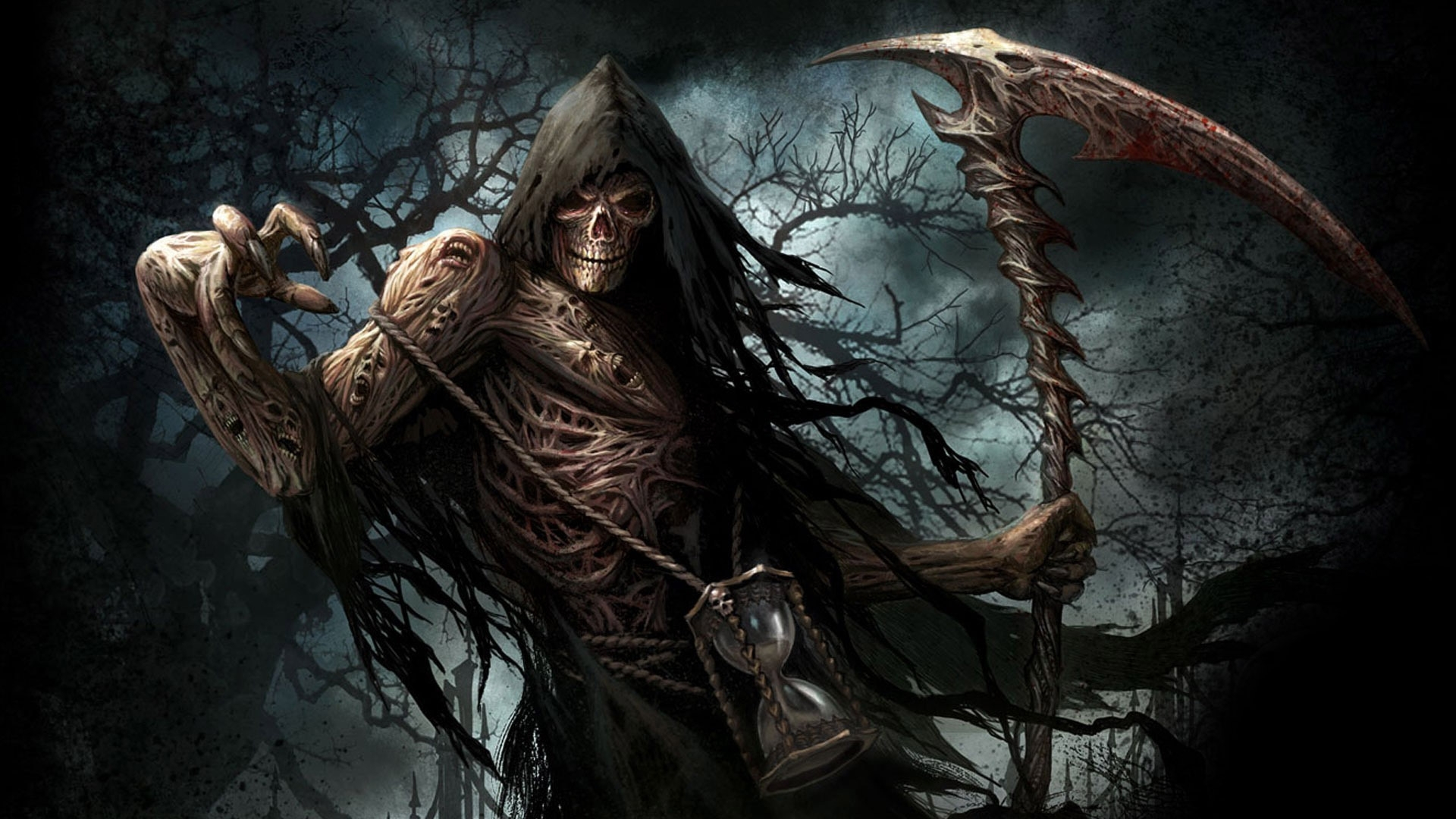 infamouscole420 images grim reaper wallpaper full hd for desktop
