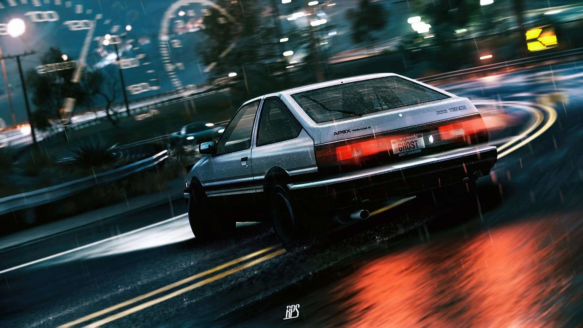 initial d wallpaper hd (62+ images)