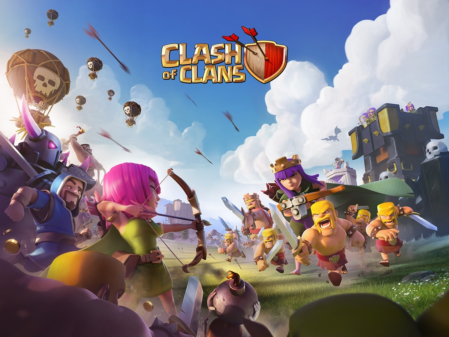 interdiction du supercell clash of clans en iran - echotechno.fr