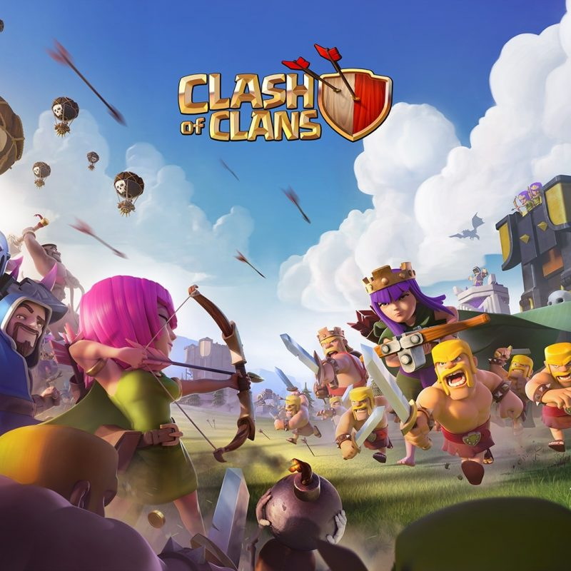 10 Latest Clash Of Clans Photo FULL HD 1920×1080 For PC Desktop 2018 free download interdiction du supercell clash of clans en iran echotechno fr 800x800