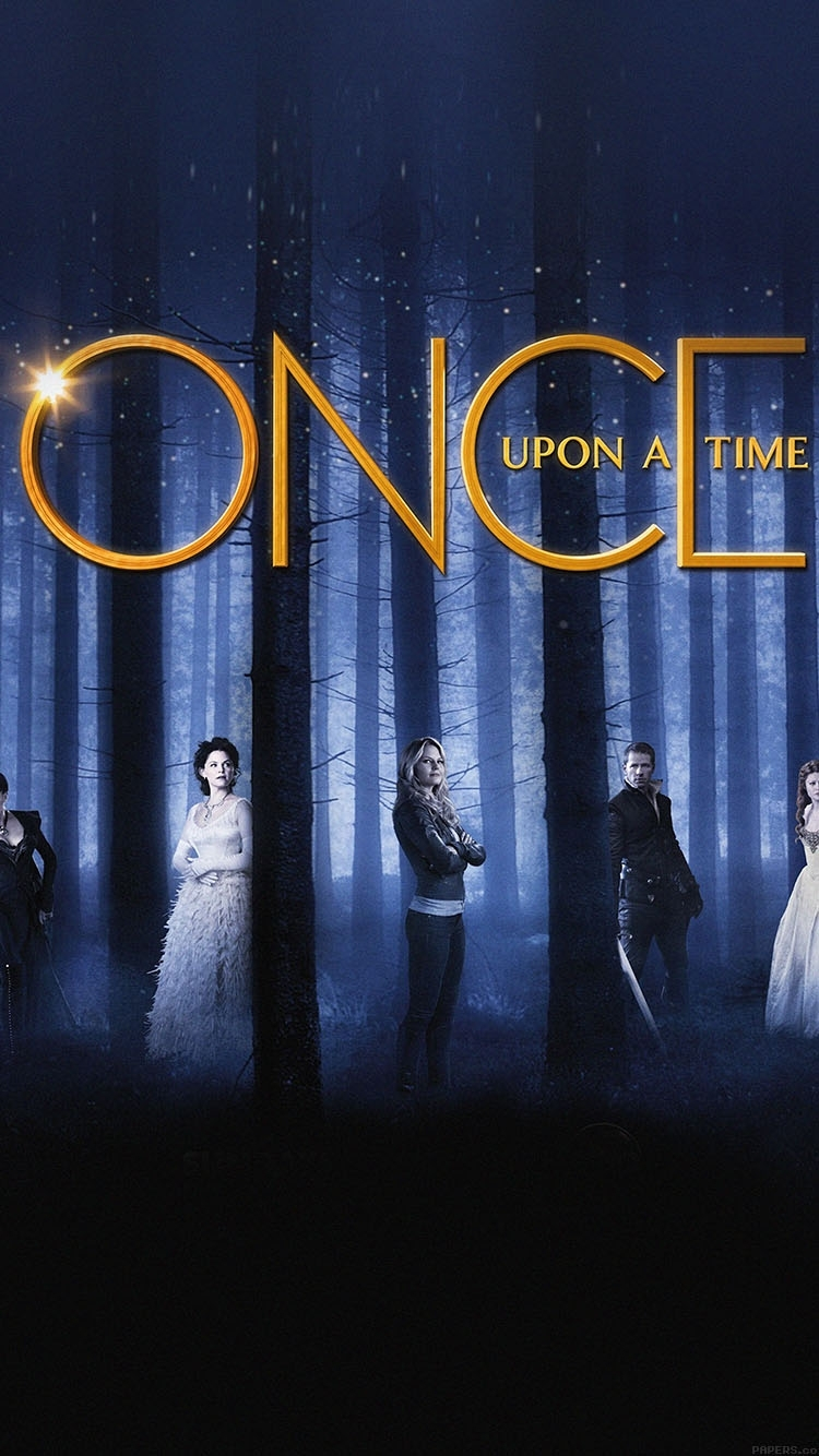 iphone6papers - ac65-wallpaper-once-upon-a-time-drama-poster