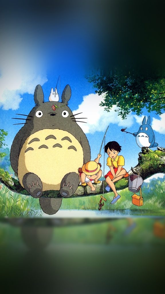 10 Top My Neighbor Totoro Iphone Wallpaper FULL HD 1080p For PC Background 2018 free download iphonepapers iphone 8 wallpaper as73 my neighbor totoro 576x1024