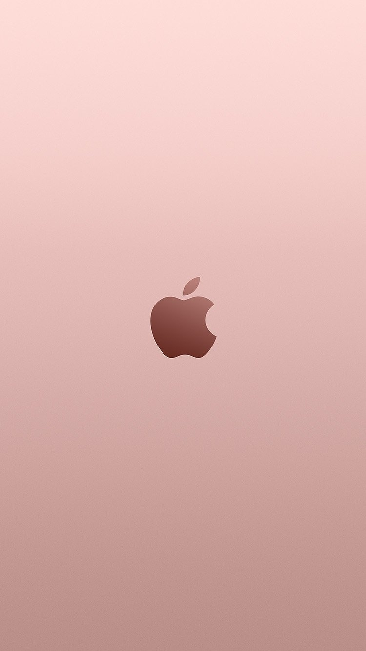 iphonepapers | iphone 8 wallpaper | au11-apple-pink-rose-gold