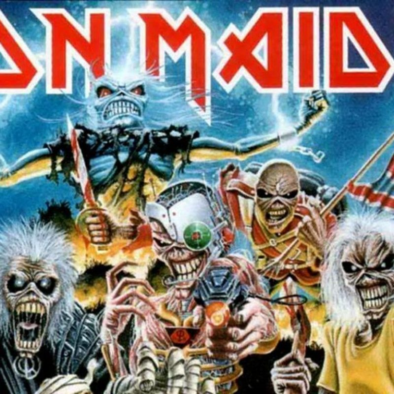 10 Best Iron Maiden Wallpaper Widescreen Hd FULL HD 1080p For PC Desktop 2018 free download iron maiden backgrounds group 173 800x800