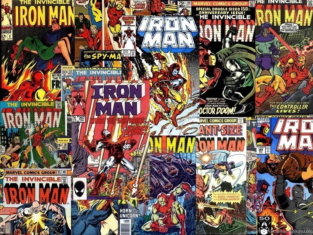 iron man comic book quotes. quotesgram desktop background