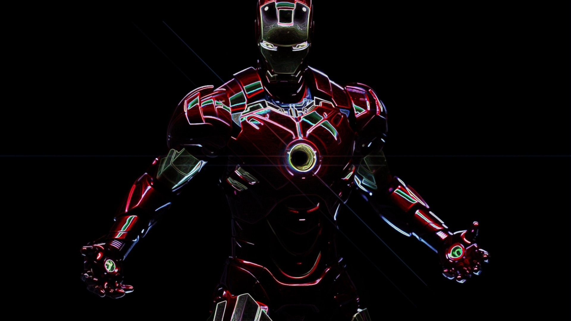 iron man full hd wallpaper and background image | 1920x1080 | id:523395