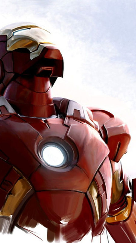 10 Most Popular Iron Man Phone Wallpaper FULL HD 1080p For PC Desktop 2018 free download iron man wallpapers for android hd wallpaper cave 450x800