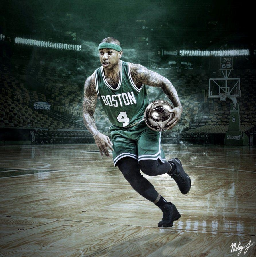 10 Top Isaiah Thomas Celtics Wallpaper FULL HD 1920×1080 For PC Desktop