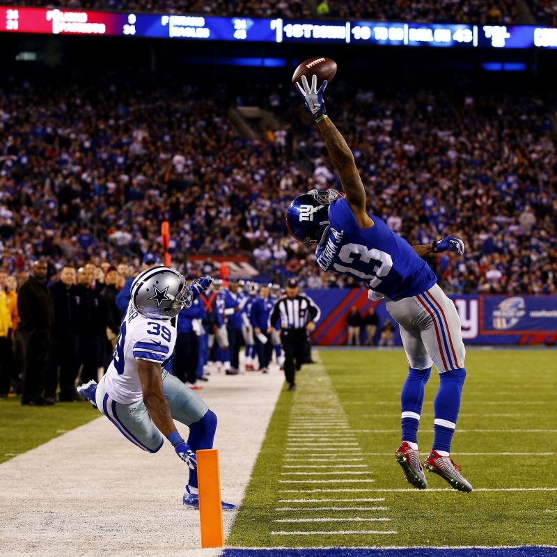 10 New Odell Beckham Jr Catch Wallpaper FULL HD 1080p For PC Desktop 2018 free download it sure looks like odell beckham jr made that catch with three 800x800