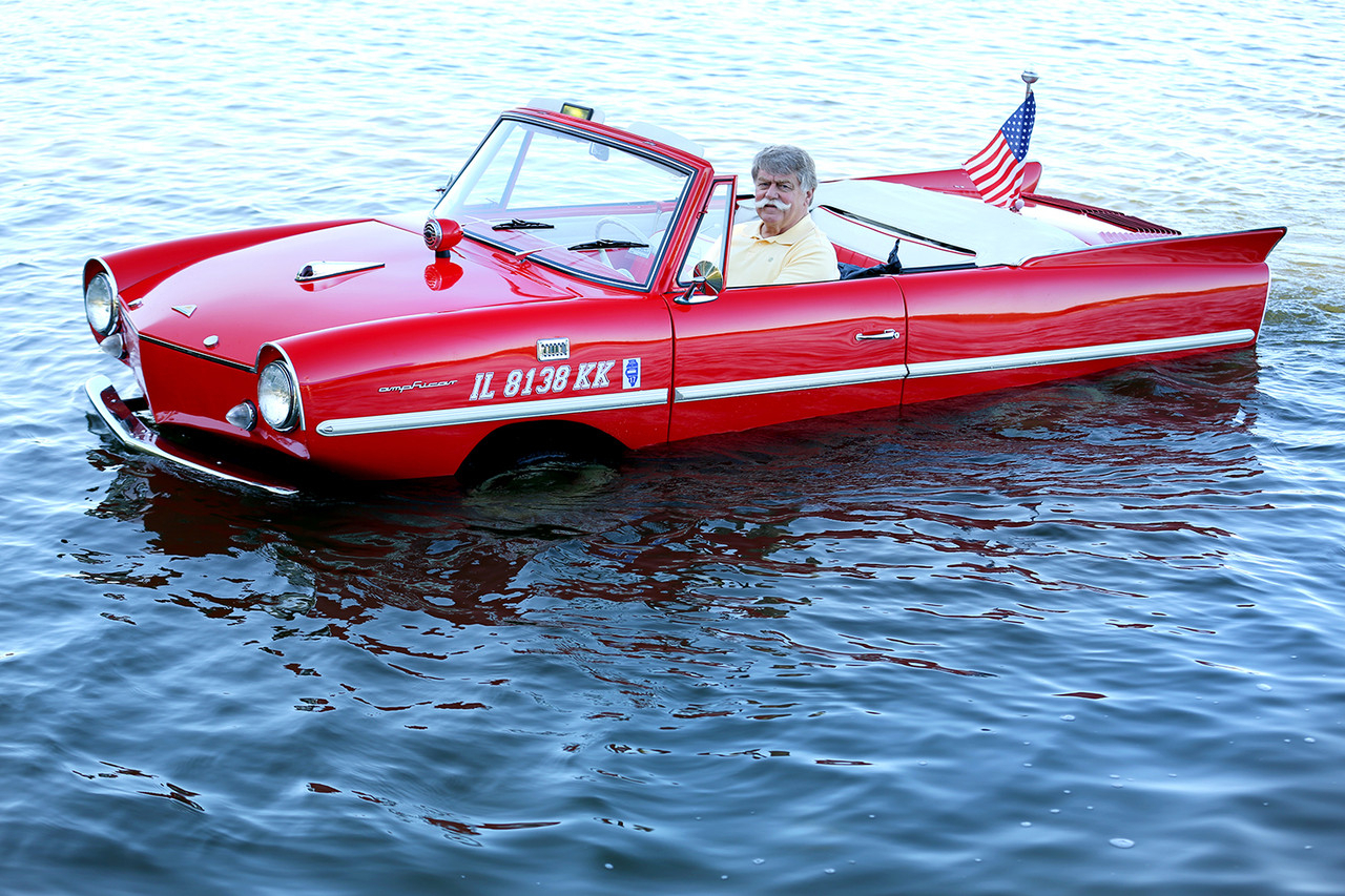 it's a car! no. it's a boat! no. it's both! - wsj